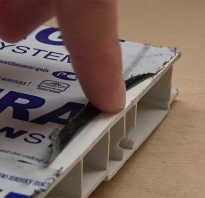 Можно ли обрезать пластиковый подоконник