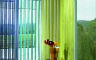 Как подобрать жалюзи на пластиковые окна