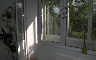 Ремонт балконной двери стеклопакет