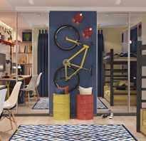 Детские комнаты дизайн для двоих мальчиков