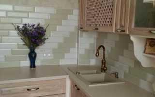 Дизайн кухни в 8 кв м