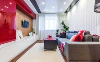 Дизайн интерьера гостиной 18 кв м фото