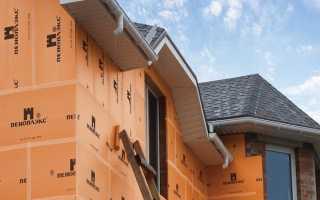 Как правильно монтировать пеноплекс на стену?