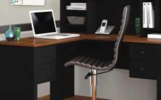 Письменный стол икеа в интерьере