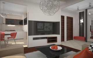 Дизайн кухни в панельном доме двухкомнатных квартир