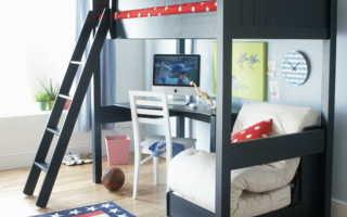 Спальня для мальчика фото дизайн