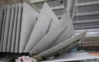 Плиты ЦСП технические характеристики