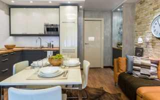 Дизайн кухни гостиной 14 кв м