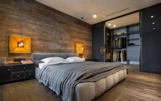 Спальня лофт дизайн фото