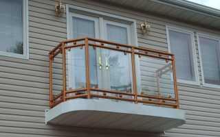 Размеры лоджий в типовых домах