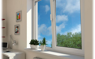 Как самому установить пластиковое окно