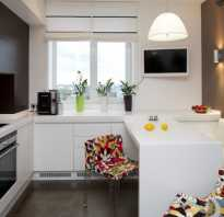 Дизайн кухни в 9 этажном панельном доме