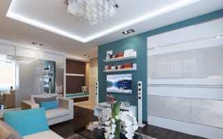 Дизайн комнаты 25 кв м гостиная