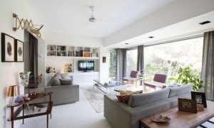 Дизайн двухкомнатной квартиры с балконом