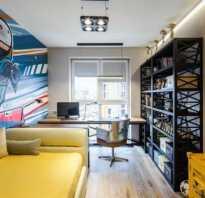 Спальня для подростка мальчика дизайн фото