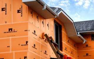 Пеноплекс какой толщины выбрать для утепления дома?
