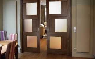 Как сделать межкомнатную дверь купе своими руками?