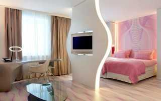 Ремонты однокомнатных квартир дизайны