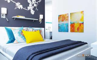 Фото дизайна спальни в квартире современные