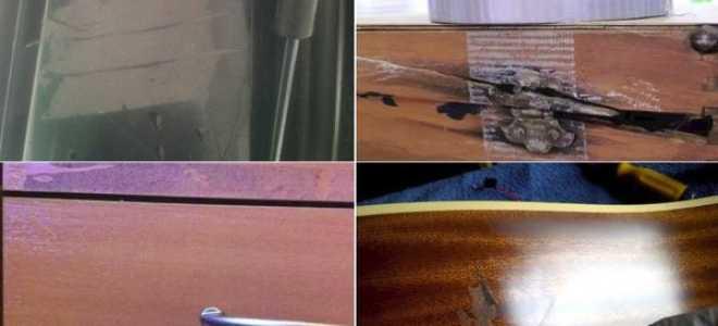Как удалить скотч со стекла?