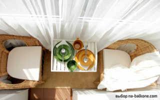 Идеи для балкона в типовом панельном доме