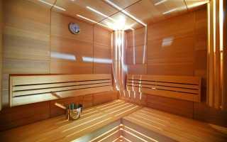 Парилка в бане дизайн