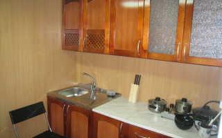 Дизайн кухни панелями пвх фото
