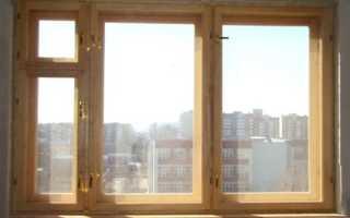 Соотношение площади окна к площади помещения