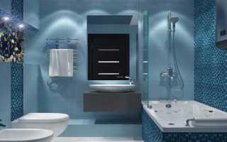 Дизайн ванной в обычной квартире