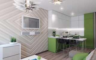 Дизайн кухни гостиной 14 кв