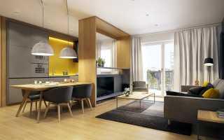 Дизайн кухни гостиной 32 кв м