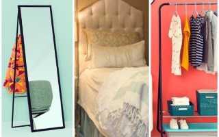 Бюджетный интерьер спальни фото