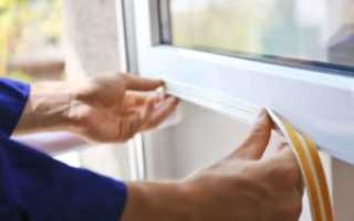 Утеплить стеклопакет пластикового окна самостоятельно