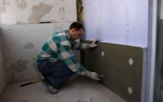 Толщина пенопласта для утепления стен изнутри