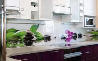 Дизайн кухни из панелей пвх фото