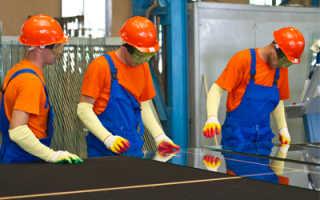 Технология изготовления стеклопакетов для пластиковых окон