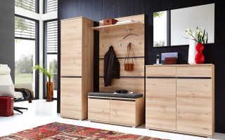 Шкаф в прихожую современный дизайн
