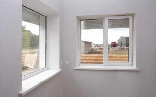 Маленькие пластиковые окна для дачи