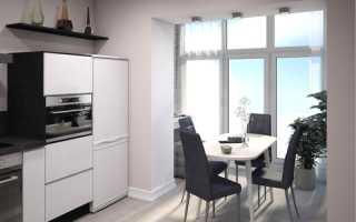Сделать дизайн однокомнатной квартиры