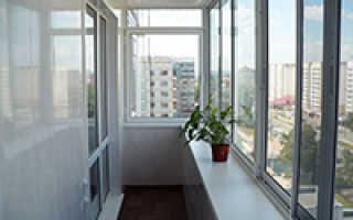 Пленка для балкона от солнца