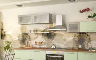 Декор для плитки на кухне