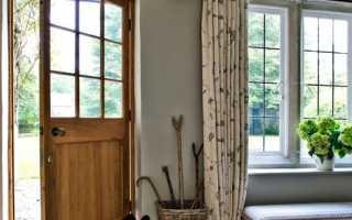 Современный дизайн прихожей в частном доме