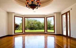 Какие размеры окон сделать в частном доме