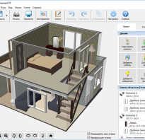 Проектирование интерьера дома