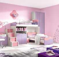 Спальня для девочки дизайн фото