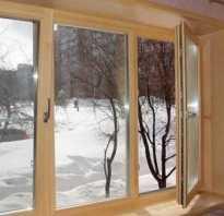 Утепление окон в деревянном доме своими руками