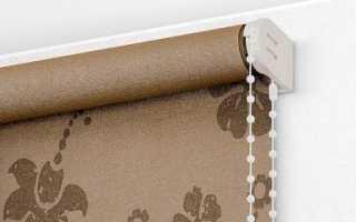 Как стирать рулонные жалюзи из ткани