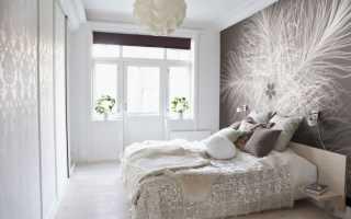 Стены в спальне дизайн фото