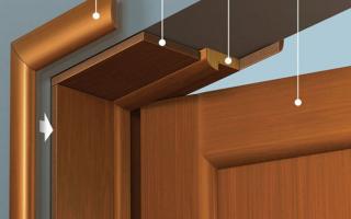 Как правильно установить межкомнатные двери самостоятельно?