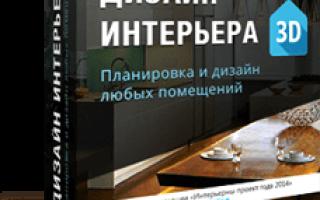 Программа 3д дизайн интерьера на русском